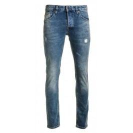 Pepe Jeans jeansy męskie Zinc Dusted 33/32 niebieski
