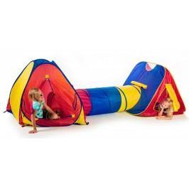 Teddies Namiot dziecięcy 2 szt z tunelem