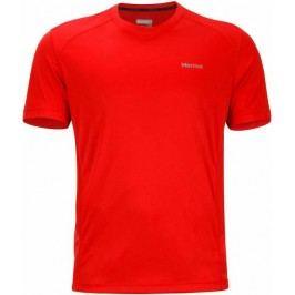 Marmot koszulka sportowa Windridge SS Scarlet Red XL