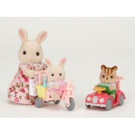 Sylvanian Families Trójkołowy rower z zabawkami 3567