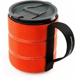 Gsi Kubek Infinity Backpacker Mug orange