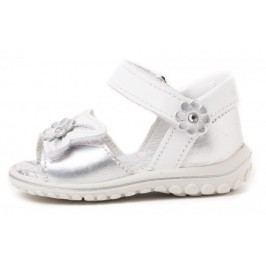 Primigi sandały dziewczęce 19 srebrny