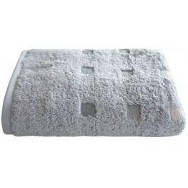 Framsohn Ręcznik Quattro 80 x 160 cm, szary