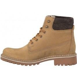 Tamaris buty za kostkę damskie Catser 38 brązowy