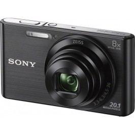 SONY DSC-W830, czarny
