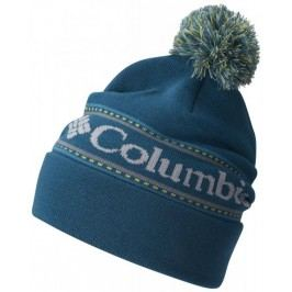 COLUMBIA czapka Csc Logo Beanie Deep Water OS
