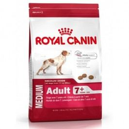 Royal Canin sucha karma dla psa Medium Adult +7 - 15 kg