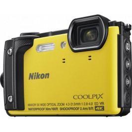 Nikon aparat kompaktowty Coolpix W300, Yellow
