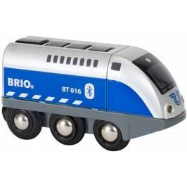 Brio Sterowana lokomotywa na baterie 33863 Niebieski Oscar