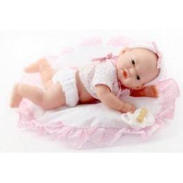 Nines Lalka niemowlak ze smoczkiem