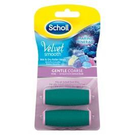 Scholl wymienne głowice Velvet Smooth Wet&Dry, 2 szt.
