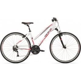 ROCK MACHINE Crossride 350 lady white/black/red 2017 17