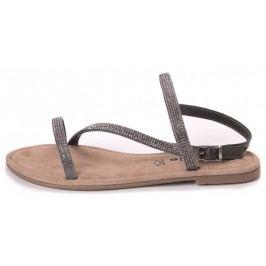 Tamaris sandały damskie 36 szary