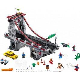 LEGO® Super Heroes 76057 Spiderman Pajęczy wojownik