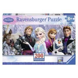 Ravensburger Puzzle Frozen Kraina Lodu Panorama 200 el.