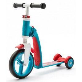 Scoot & Ride Hulajnoga Highwaybaby +, czerwono/niebieska