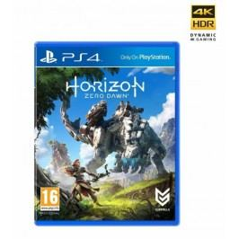 SONY gra Horizon: Zero Dawn na konsolę Play Station 4