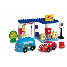 Unico Cars for kids - Stacja beznzynowa