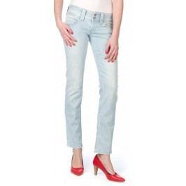 Pepe Jeans jeansy damskie Venus 29/32 niebieski