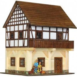 WALACHIA Spichlerz drewniany 115 elementów