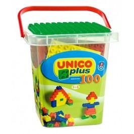 Unico Box z klockami - 100 elementów
