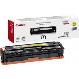Canon toner CRG-731 Y