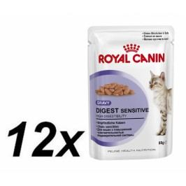 Royal Canin saszetki dla kota Digest SENSITIVE 12 x 85g