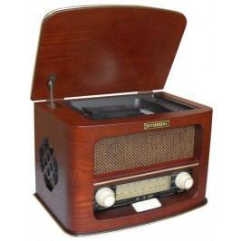 HYUNDAI radioodtwarzacz retro RC 606