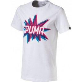 Puma t-shirt POW Tee White 116