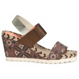 Desigual sandały damskie Ibiza 36 brązowy