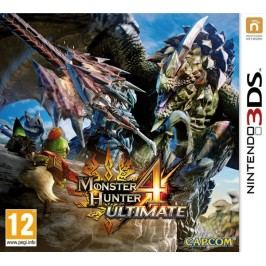 Nintendo gra 3DS Monster Hunter 4 Ultimate