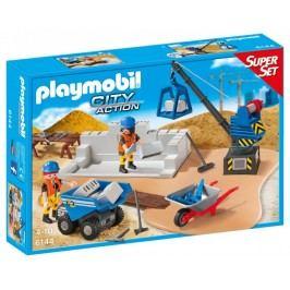 Playmobil SuperSet Plac budowy 6144