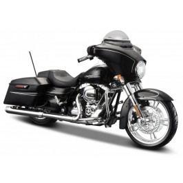 Maisto 32328 Model Motocykl Harley Davidson Street Glide 1:12