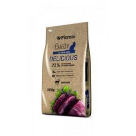 Fitmin karma dla kota Purity Delicious 10 kg
