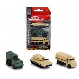 Majorette Ground Force pojazdy wojskowe, 2 gatunki