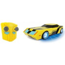 DICKIE RC Transformers Turbo Racer Bumblebee 1:24