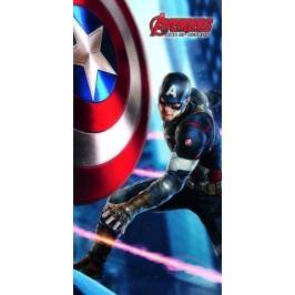 CTI Ręcznik Avengers Kapitan Ameryka