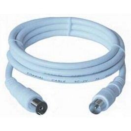 PremiumCord TV kabel M/F 75 Ohm 15 m