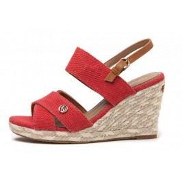 Wrangler sandały damskie Brava Cross 36 czerwony