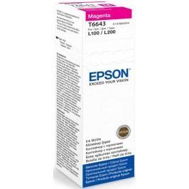 Epson oryginalny tusz T6643, magneta (C13T66434A)