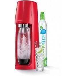Sodastream urządzenie do wody gazowanej Spirit Red