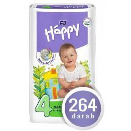 Bella Happy Pieluszki Maxi Big Pack - 264 szt.