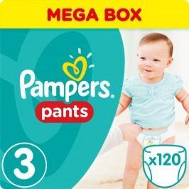 Pampers Pieluchomajtki Active Baby Pants Midi - Mega Box (120 szt.)