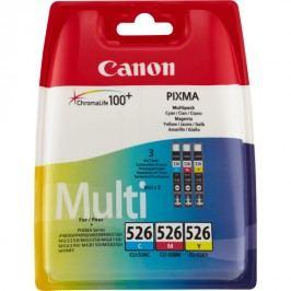 Canon tusz oryginalny CLI-526 C/M/Y Pack - Kolorowy (4541B009)