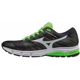 Mizuno buty biegowe Synchro MD 2 Black/White/Green 42.5