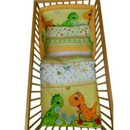COSING 3-częściowy zestaw pościeli Comfort Dinozaury
