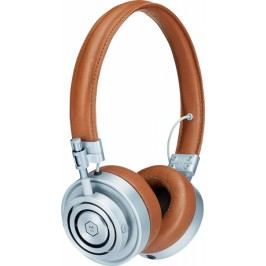 Master & Dynamic słuchawki MH30, czarny/brązowy