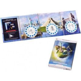 Mattel View-Master Ciekawe miejsca rozszerzenie DLL69