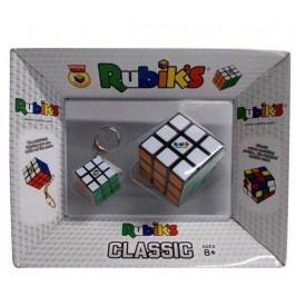 TM Toys Gra Rubik's Classic Set 3x3 + Brelok