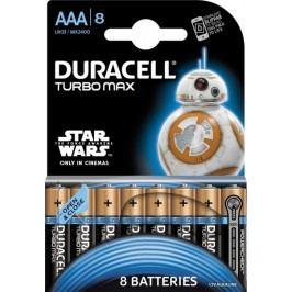 Duracell baterie Turbo Max, AAA, 8 szt